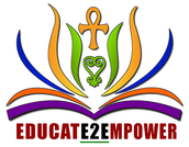 Educate2Empower Colorful Logo
